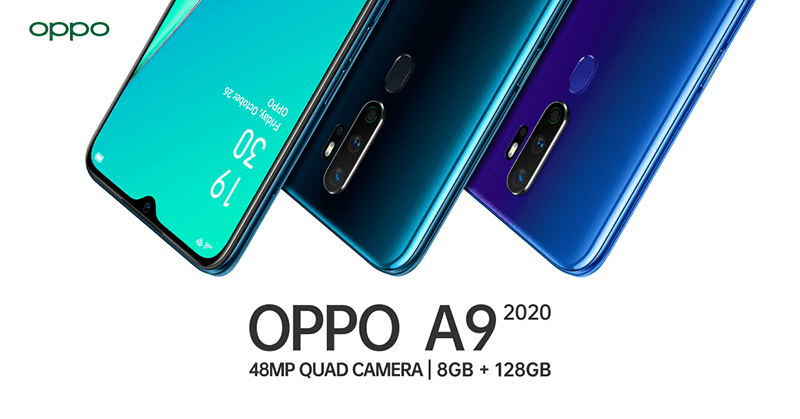 OPPO A9 2020 and A5 2020 to launch in the Philippines on September 19