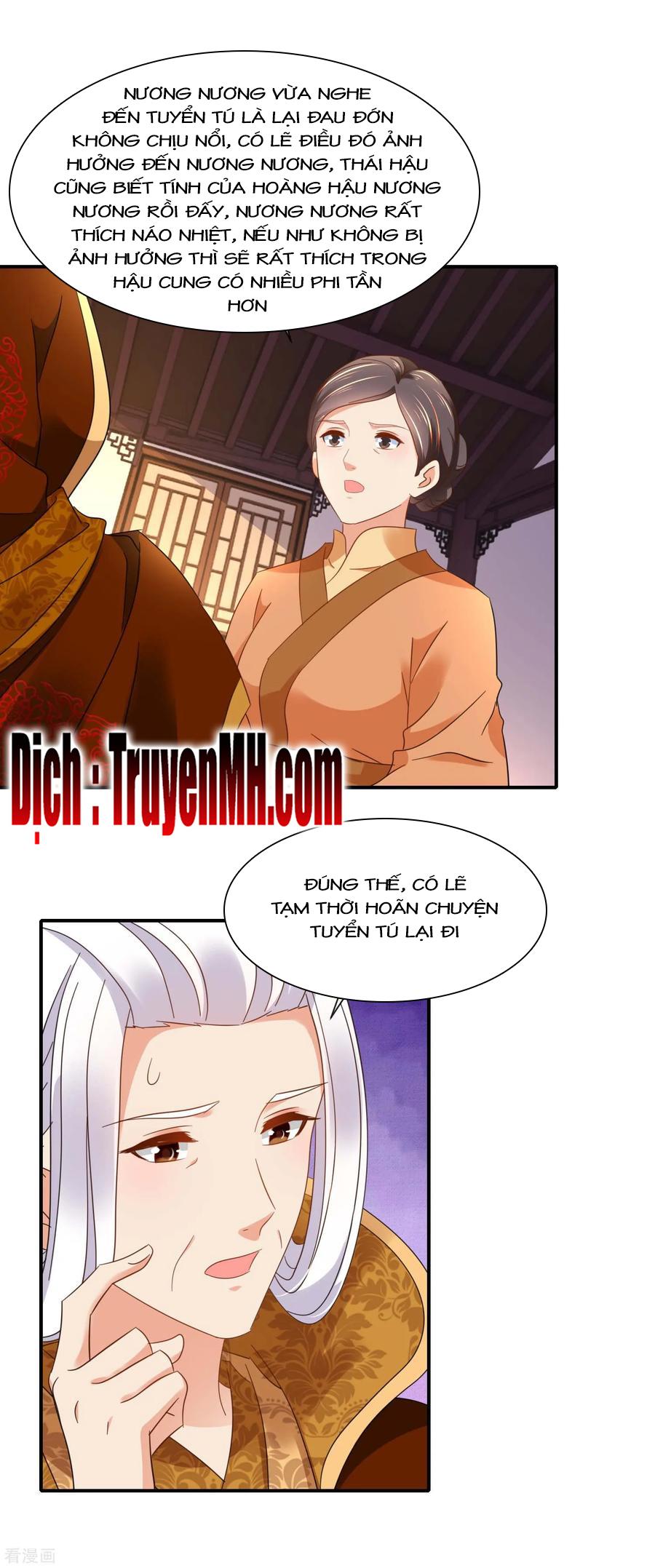 Lãnh Cung Phế Hậu Muốn Nghịch Thiên Chap 202