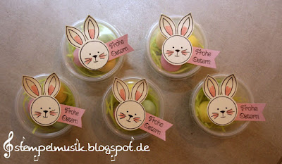 Stampin Up Ostern Easter Friends Flowers Stempelmusik