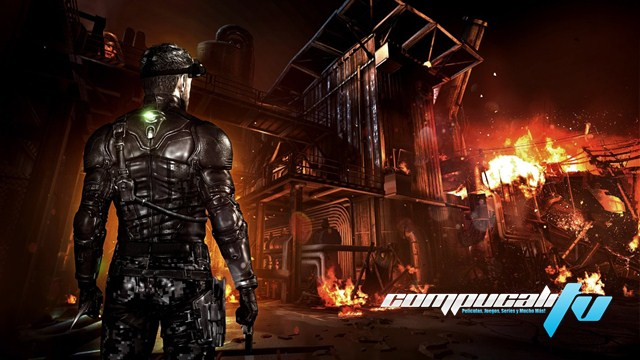 Splinter Cell Blacklist PS3 Español Region USA