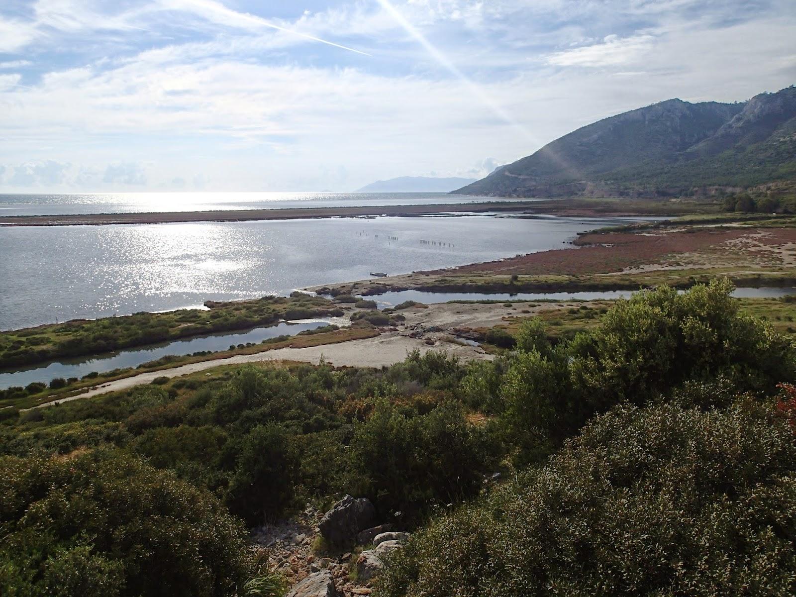 national park of amvrakikos wetlands