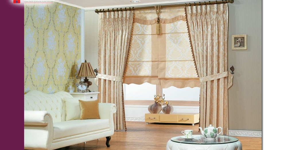 Pick Your Preferences of Curtains From The Shop to Place It As a Window Dressing