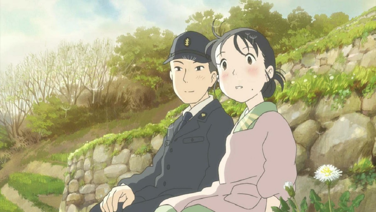 Review Anime Movie Kono Sekai no Katasumi ni ( In This Corner of the World )