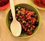 Resep sambal leunca khas sunda campur ikan teri