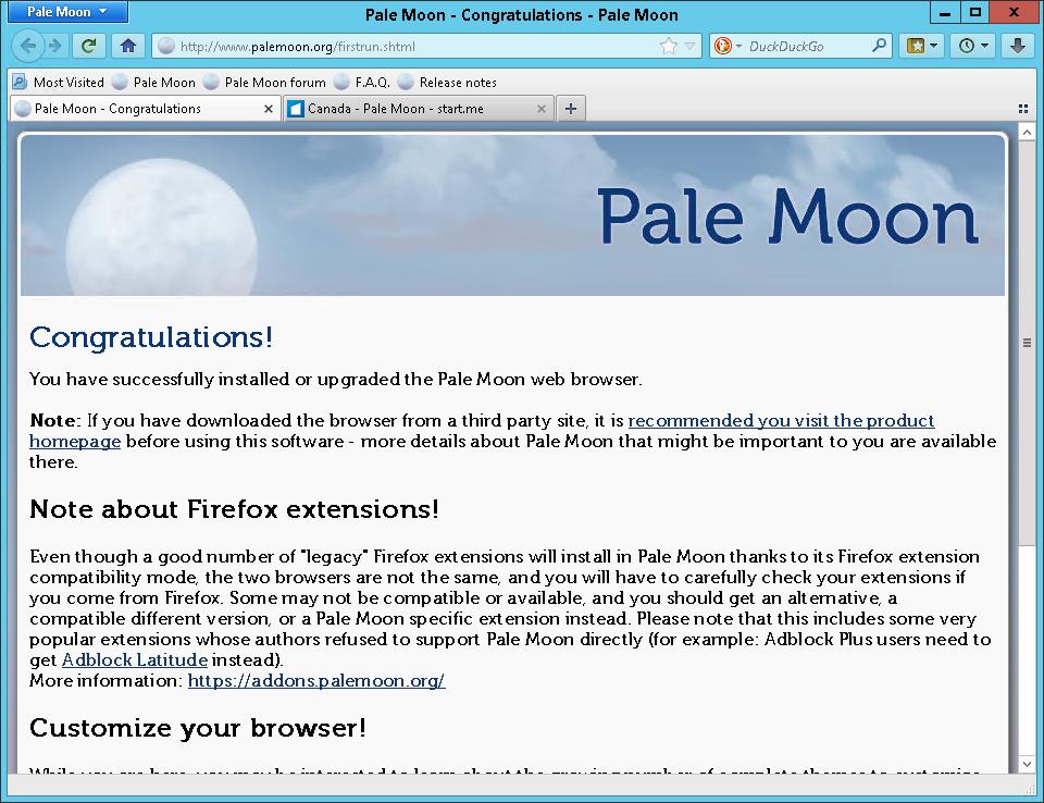 Pale Moon 28.8.2