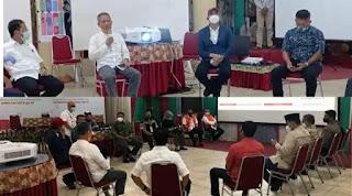 Prof Yusran Akan Melanjutkan Program Rapid Test Massal Untuk Masyarakat kota Makassar
