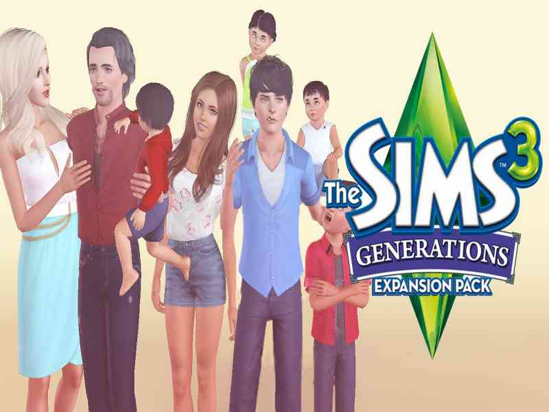 dating in sims 3 generations