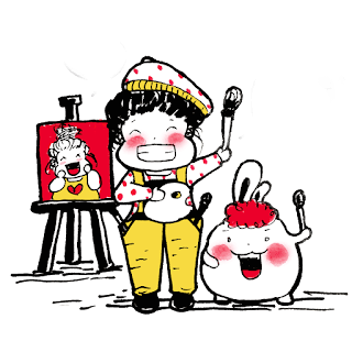 ewafebri art blog indonesia