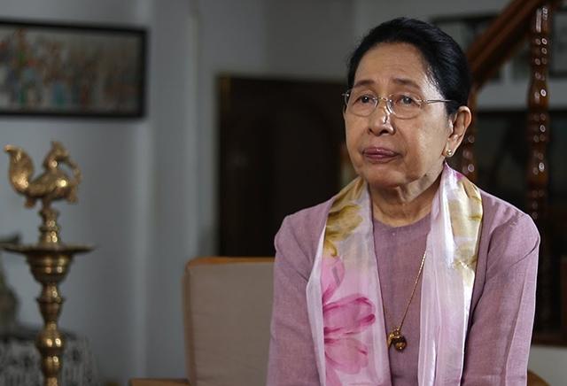 Myanmar: Aung San Suu Kyi is isolating - Than Than Nu