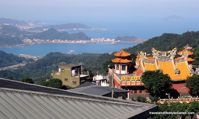 Taiwan Day Trip: Jiufen Views