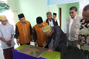 Pemkab Pidie Jaya Resmikan Pembangunan Musholla Al-Ikhlas Karang Bedil KLU