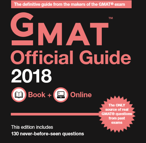 Free GMAT Official Guide As 2018 Batch B Stream 1 POP Gift – Grab Yours Here