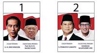 Rekap Kecamatan Asakota Tuntas, Prabowo Unggul Telak 15.489 Suara, Jokowi 3.695 Suara
