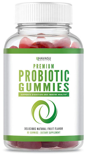 Havasu Probiotic Gummies