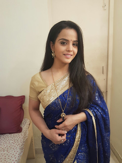 Nisha Pareek to play Madhu's perfect Bahu Santosh in Tv Ke Uss Paar'