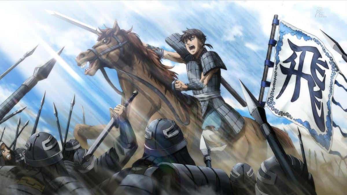 Kingdom S3 , Anime , HD , 720p , 2020 , キングダム 第3シリーズ , Action, Military, Historical, Seinen