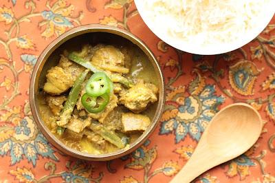 curry de poisson indien