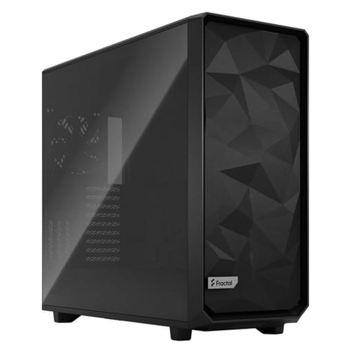 Fractal Design Meshify 2 XL Black ATX Computer Case