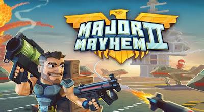 Download Game Major Mayhem 2