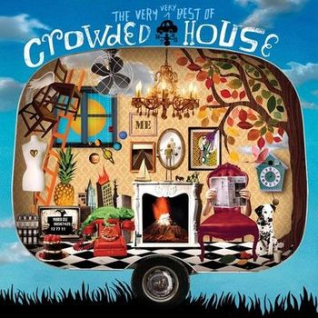CD Don't Dream It's Over – Crowded House (1986)