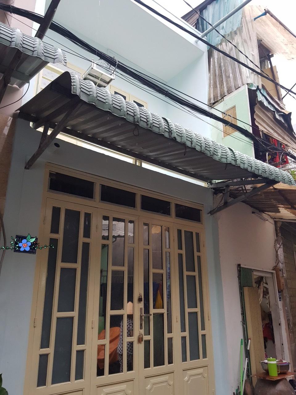 Bán nhà hẻm 344 Chiến Lược phường Bình Trị Đông A quận Bình Tân