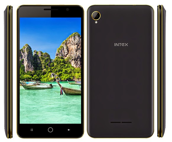 Intex Aqua Power launched comes with 4000 mAh battery for Rs. 8,444 | MobileTalkNews