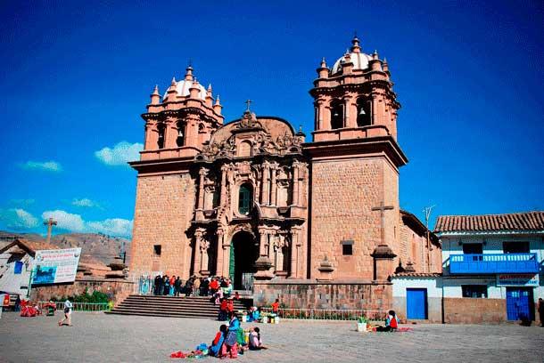 San Sebastián Cusco