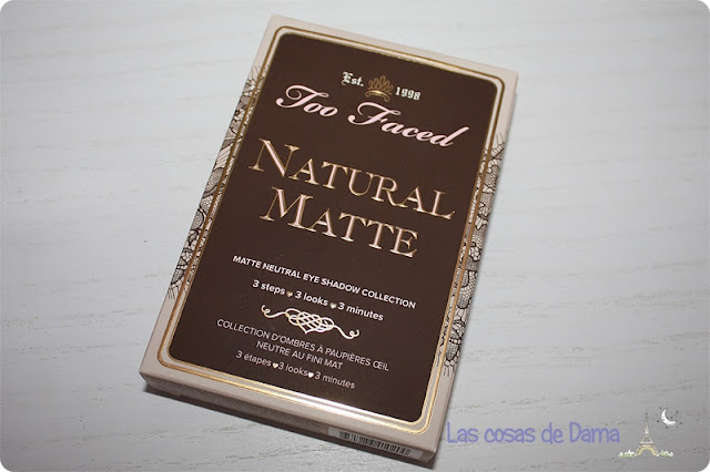 Natural Matte Too Faced