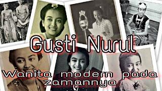 Gusti-Nurul-Mangkunegara