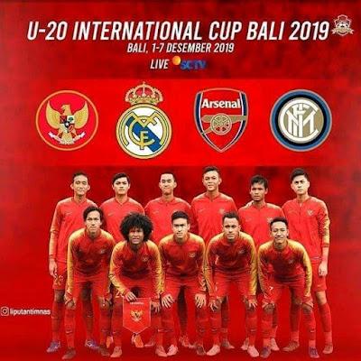 timnas u 19 ikut dalam turnamen internasional bali 2019