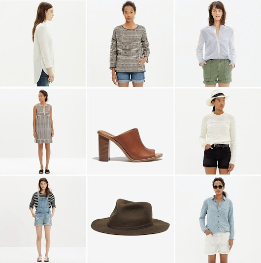 MADEWELL SPRING PICKS