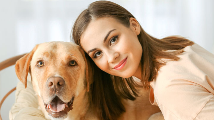 health benefits of seniors having a pet