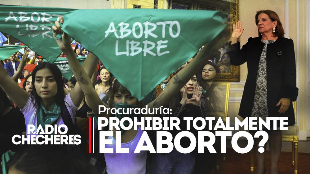 Congreso podría prohibir totalmente el aborto: Procuradora