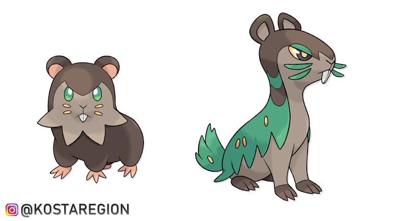 Pokémon Normal