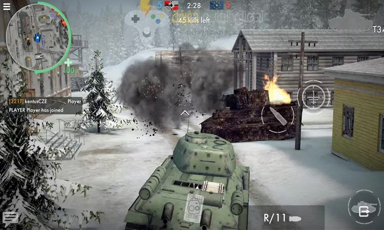 تحميل لعبة World War Heroes