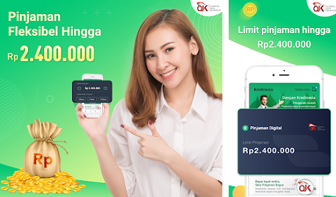 Kredinesia - Pinjaman Uang Online Tanpa Agunan apk