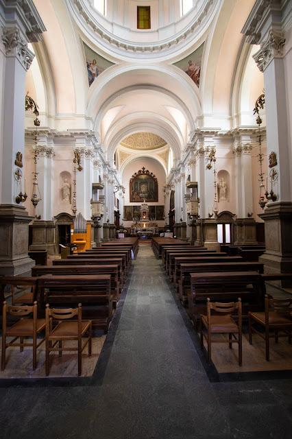 Chiesa di Santa Maria nascente-Pieve di Cadore