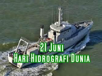 Tanggal 21 Juni Hari Hidrografi Dunia