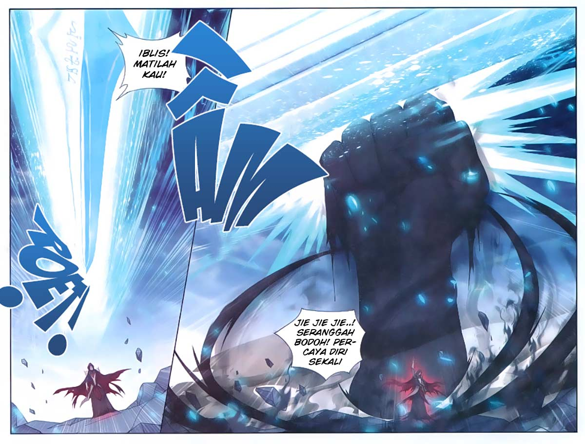 Battle Through the Heavens Chapter 169-29