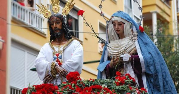 El Cautivo y la Trinidad de Málaga, retirados del culto por las obras de San Pablo
