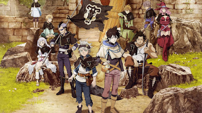 Black Clover - HD -Ligero - Latino - Mega - Mediafire