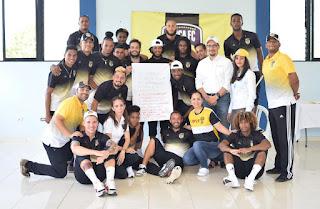 MOCA FC y Alianza Nutrición Clínica (CNC) realizaron taller integración y comunicación