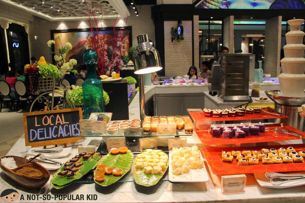 Filipino Desserts in VIkings Jazz Mall