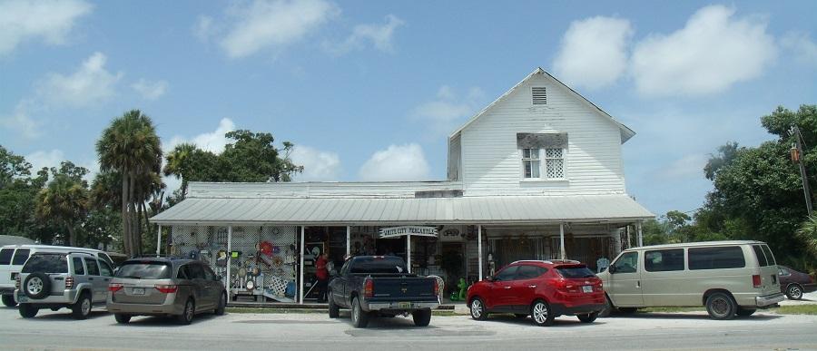 Tienda histórica en White City