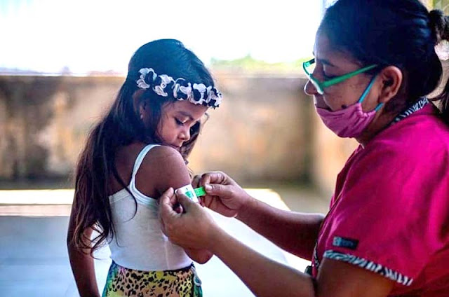 Con la Cinta Muah monitorean meticulosamente la evolución de niños en desnutrición.