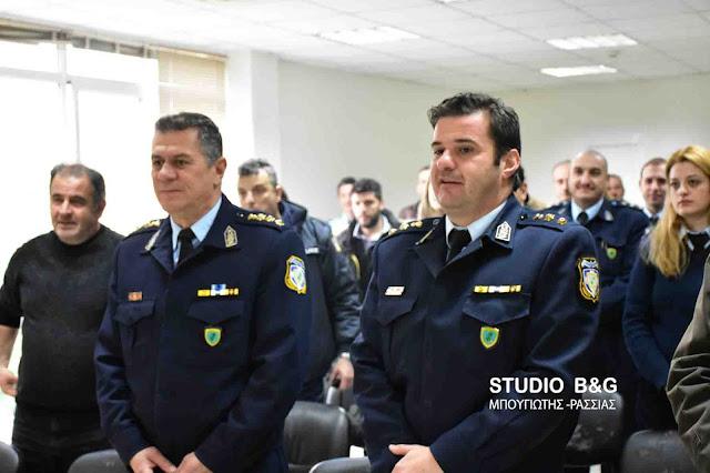 Παραμένει Διευθυντής Αστυνομίας Αργολίδας ο αστυνομικός διευθυντής Θεόδωρος Όψιμος