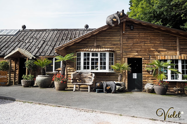 Oak Barn Coffee Lounge, Budleigh Salterton, Devon