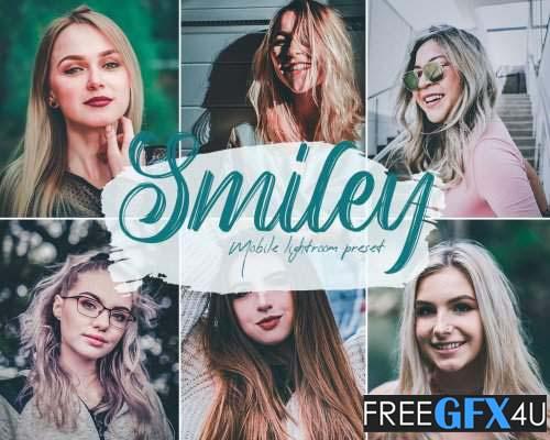 Smiley Lightroom Presets