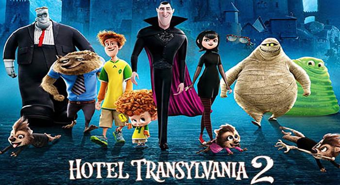 Hotel Transylvania 2 en Disney Channel.