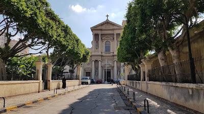 Chiesa in Egitto